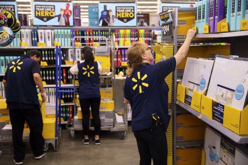 Walmart Plans Upgrades To Several Local Stores