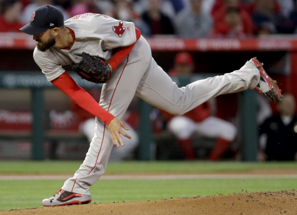 Rick Porcello of the Boston Red Sox is back controlling the inside portion of the plate, which has allowed him to make occasional mistakes, and his overall pitch selection has helped his sinker flourish, making him look like the Cy Young pitcher of 2016 again.