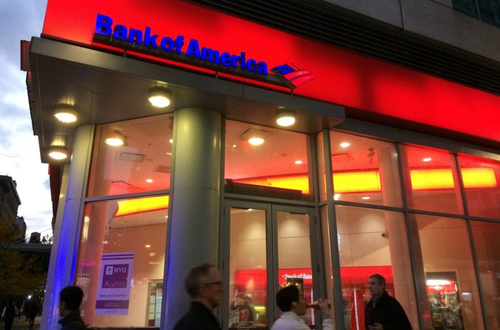 Bank of America Corp. is among the big U.S. banks – a group that includes Citigroup, Wells Fargo and JPMorgan Chase – that posted record or near-record profits in the first quarter, thanks in large part to changes in the tax law.