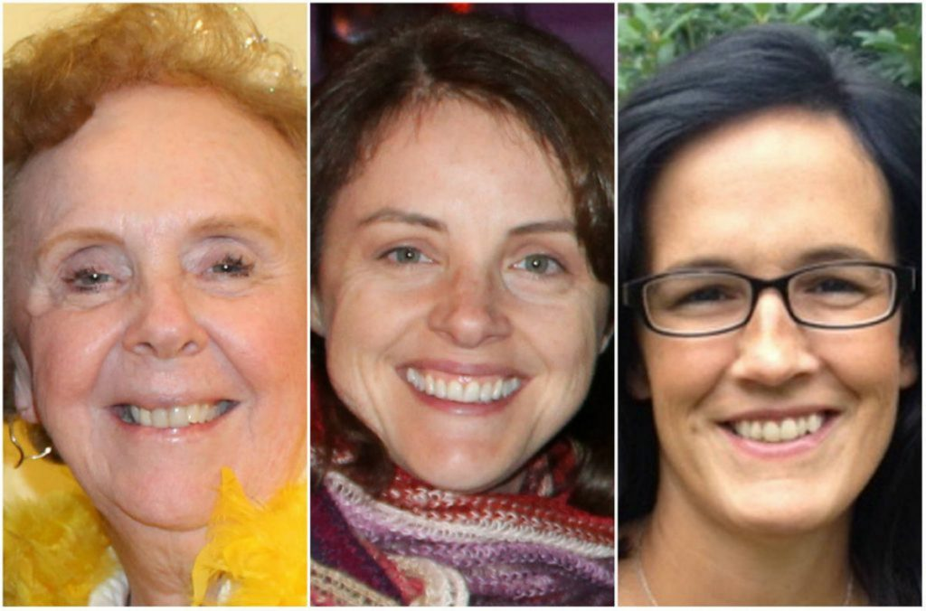 Scarborough Board of Education members, from left, Donna Beeley, Cari Lyford and Jodi Shea, are the focus of a recall effort, but a reader says that's not the way to resolve disagreements in the town.