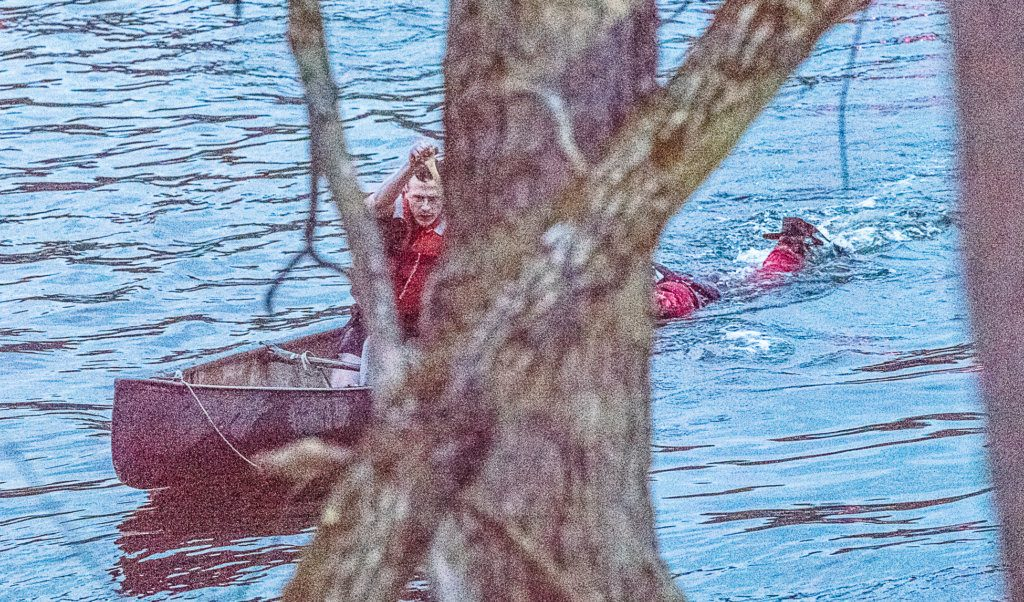 ME authorities searching Androscoggin River for five-year-old boy