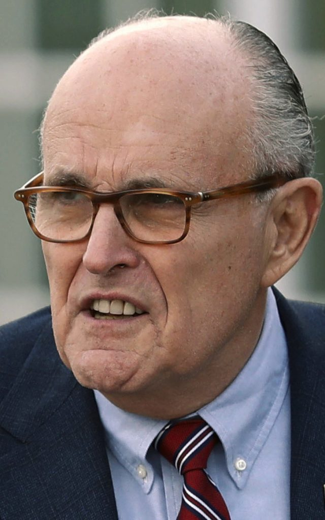 """Rudy Giuliani's attempt to defuse a ticking time bomb exposed a narrative that """"is obviously not consistent anymore."""""""