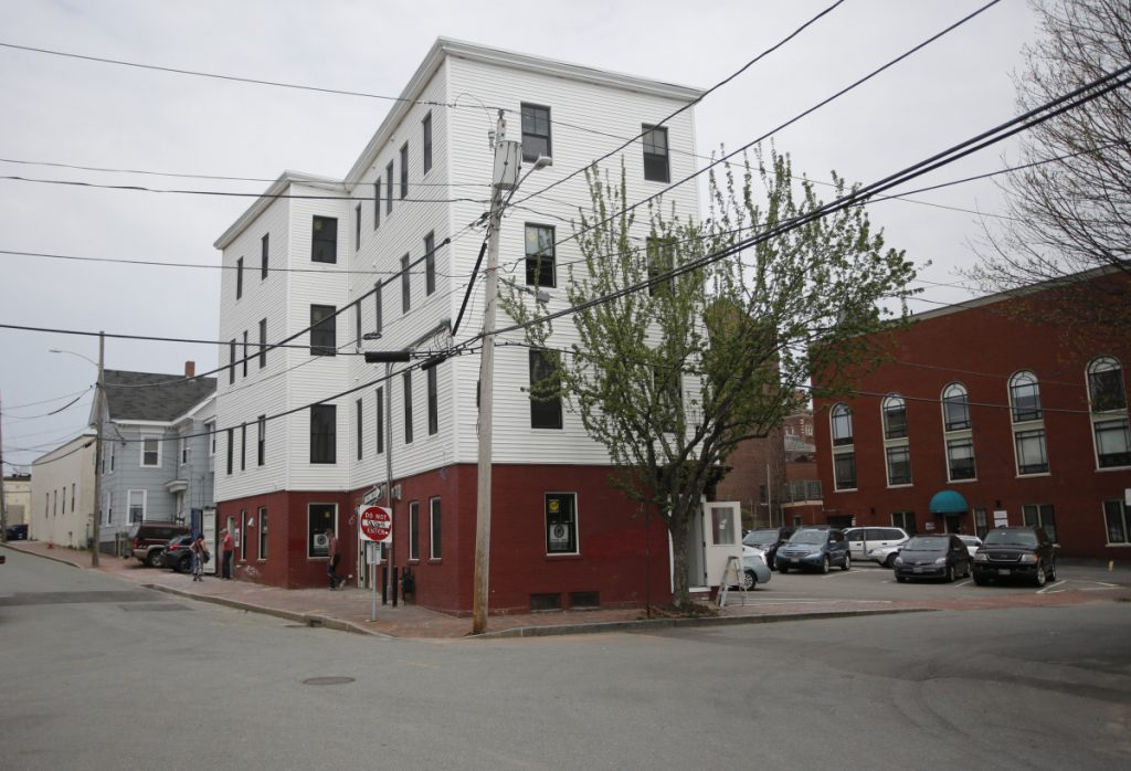 The Black Elephant Hostel at 33 Hampshire St. will have 12 rooms and 12 bathrooms and can accommodate 54 guests. The prices: A bunk will cost $40 a night and a double room, with locking door, $90, the owner said.