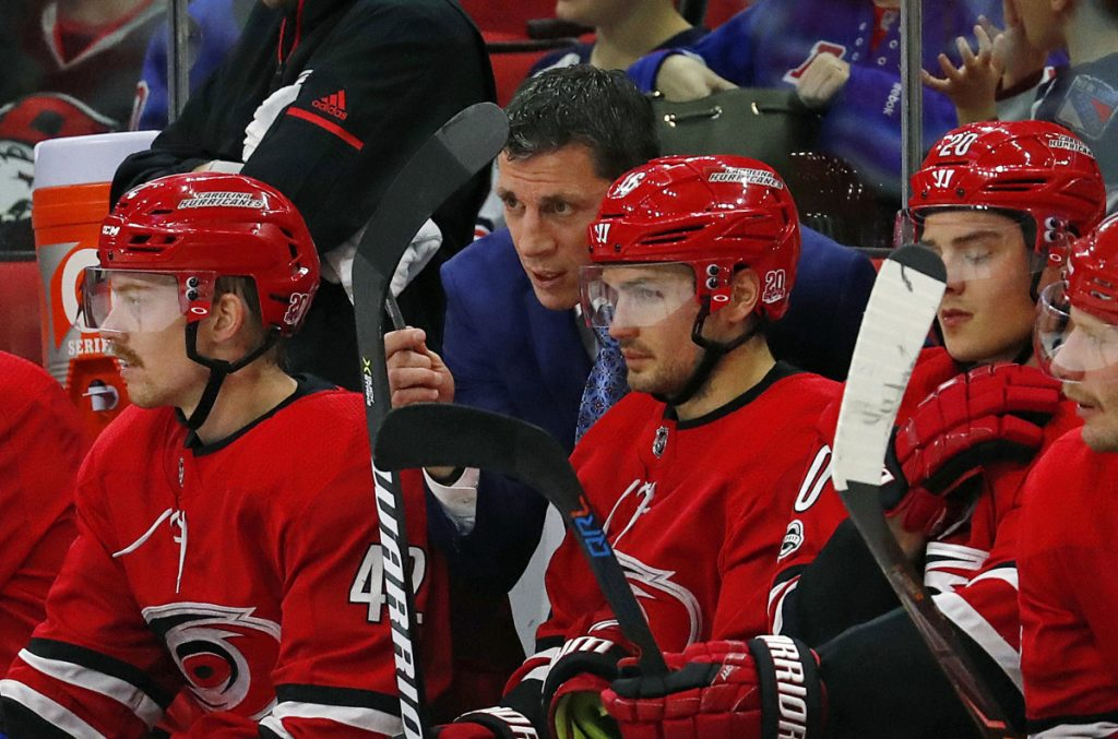 Hurricanes Promote Waddell, Hire Brind'Amour As Coach