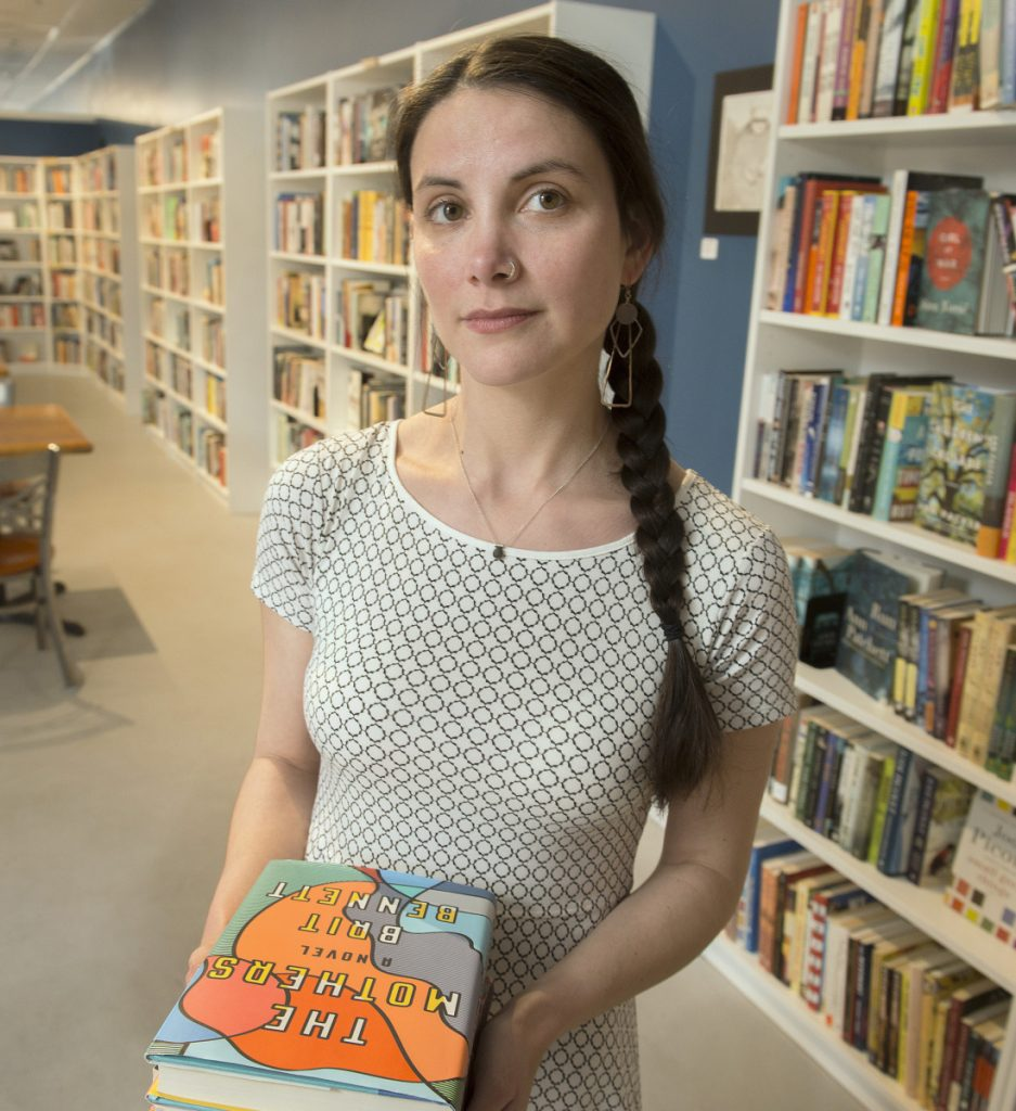 Allison Krzanowski, a co-owner of Quill Books & Beverage in Westbrook, has stopped selling books by Junot Diaz and other authors accused of sexual misconduct. Speaking generally, a letter writer urges the public to allow the accused due process.