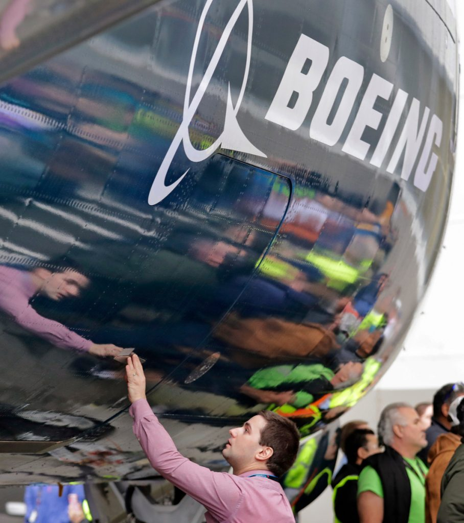 The U.S. withdrawal from the Iran nuclear deal means that Boeing Co.'s licenses to sell billions of dollars in commercial jetliners to Iran will be revoked, Treasury Secretary Steven Mnuchin said Tuesday.