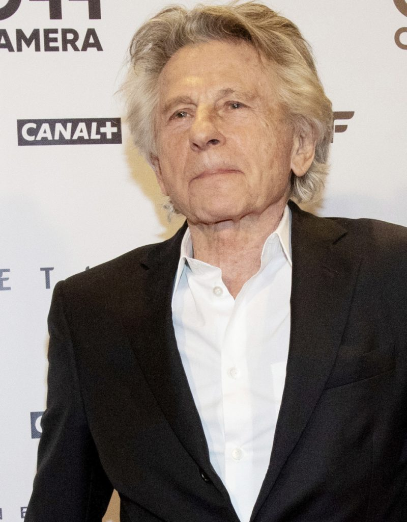 Roman Polanski says the #MeToo movement is the type of collective hysteria that happens in society.