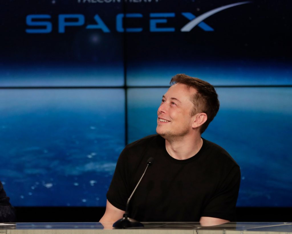 Elon Musk, founder, CEO and lead designer of SpaceX, says his tunneling operation, The Boring Co., has almost completed work on a 2-mile underground test transport system from the SpaceX rocket plant to a point east of Los Angeles International Airport.