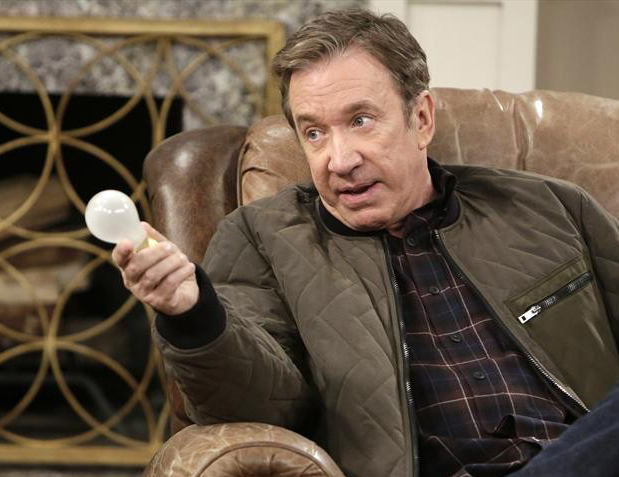 "Fox says it's not adding ""Last Man Standing"" to its lineup because of the conservative views of Tim Allen, above."