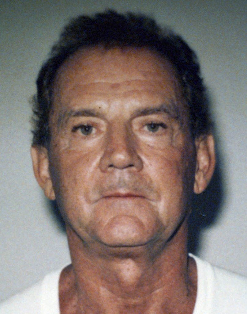 """Francis """"Cadillac Frank"""" Salemme ruled the New England Mafia in the 1980s and 1990s in a power balance with James """"Whitey"""" Bulger. The FBI says he ordered the killing of South Boston nightclub owner Steven A. DiSarro."""