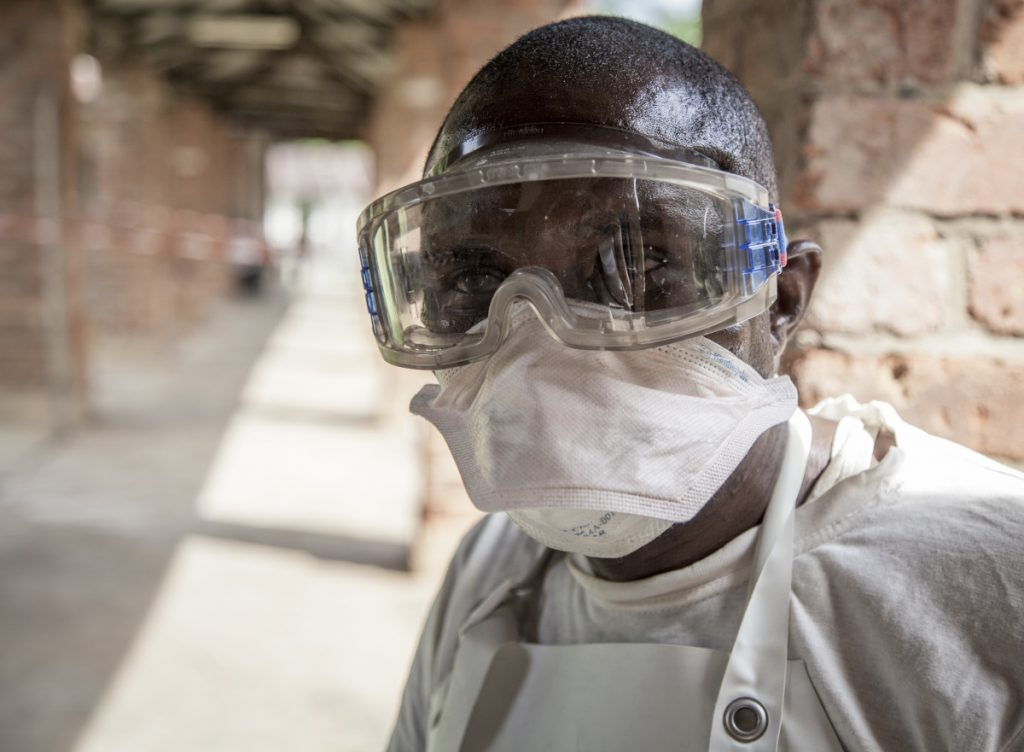 Ebola spreads to major urban area in Congo