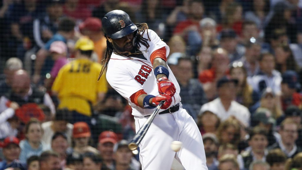 Red Sox to part ways with Hanley Ramirez