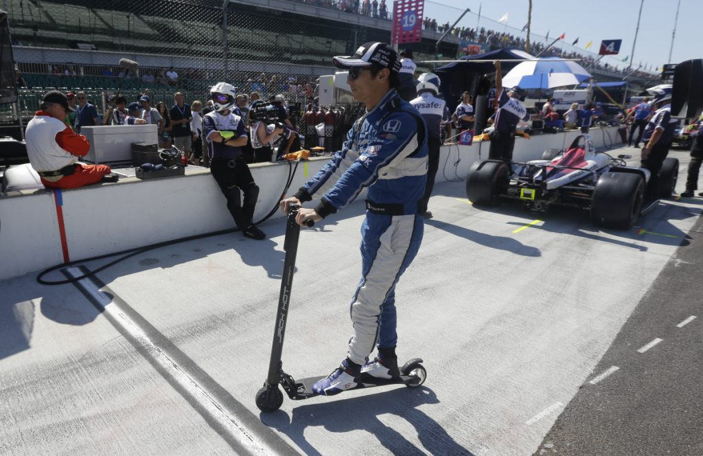 Takuma Sato became the first Japanese winner of the Indy 500 last year and faces a deep name full of big names as he tries to repeat on Sunday at the Indianapolis Motor Speedway.