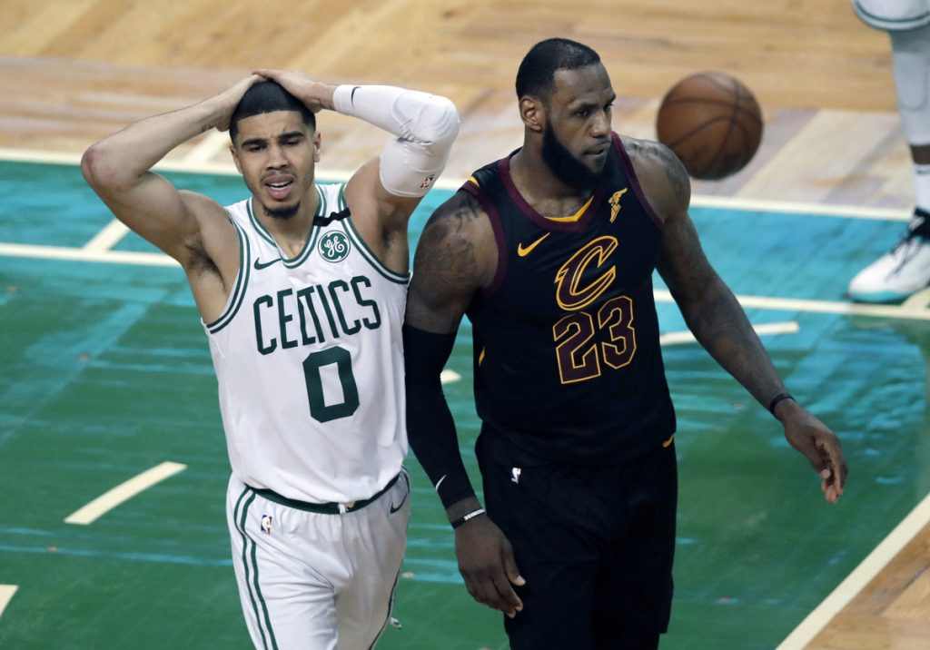 f508596f4fa8 Celtics  run ends with Game 7 loss - Portland Press Herald