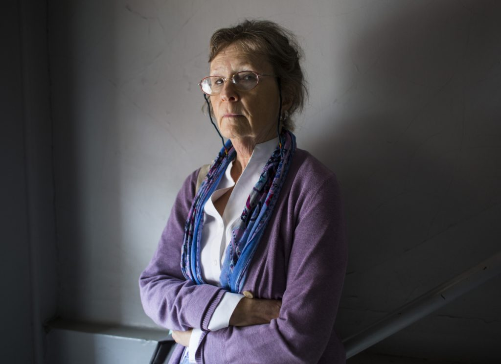 """Dr. Mary Dowd of Yarmouth has published """"The Heroin Diaries,"""" a book of 72 poems she wrote about her experiences from over a decade of treating people with substance use disorder."""