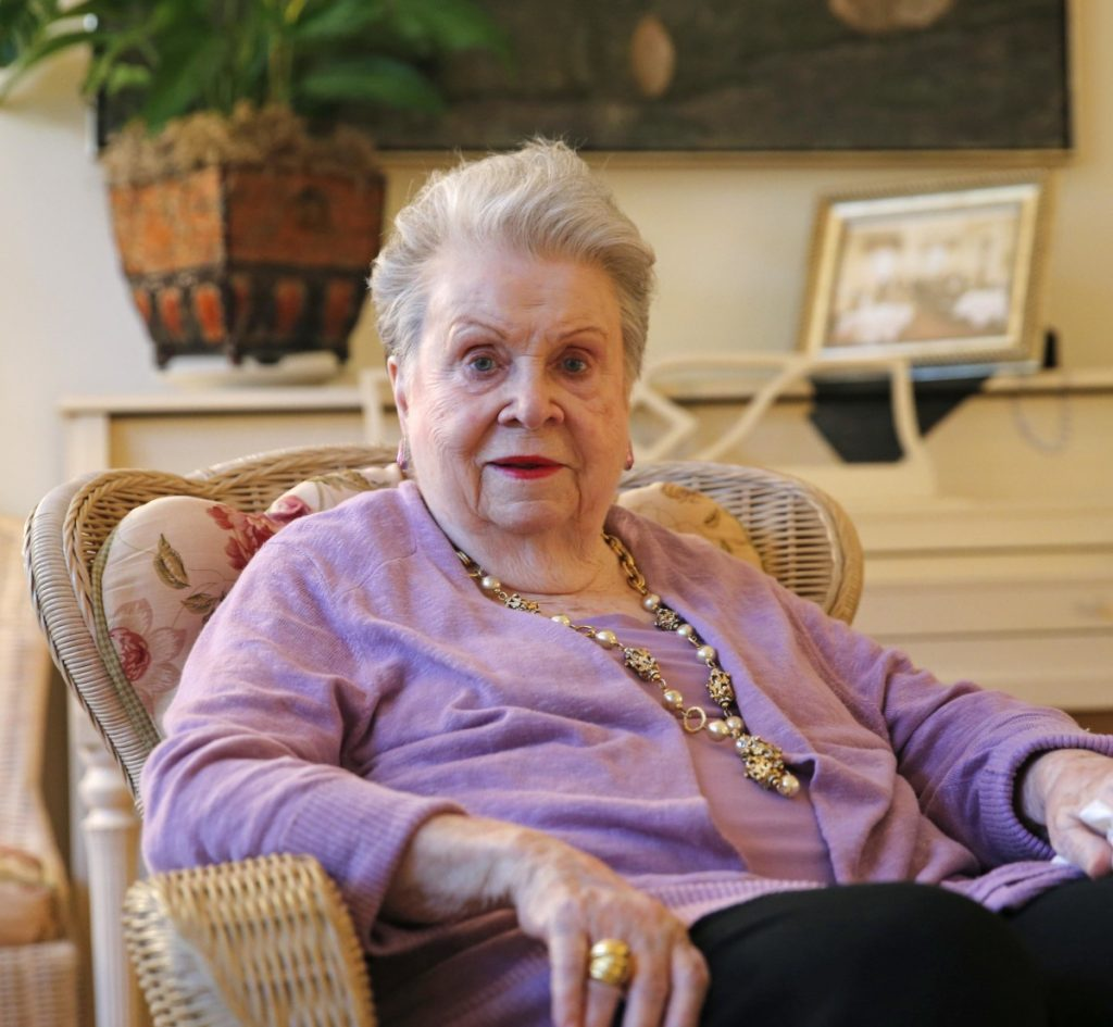 Ella Brennan wasn't a particularly good cook, but she was still at the center of a New Orleans family that owned two dozen restaurants. She won a coveted James Beard award.
