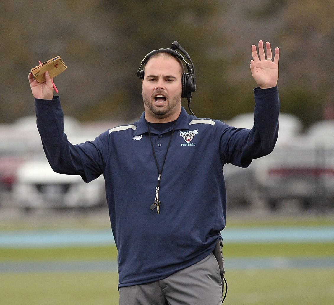 After National Playoff Run Umaine Football Coach Scores Job In Big