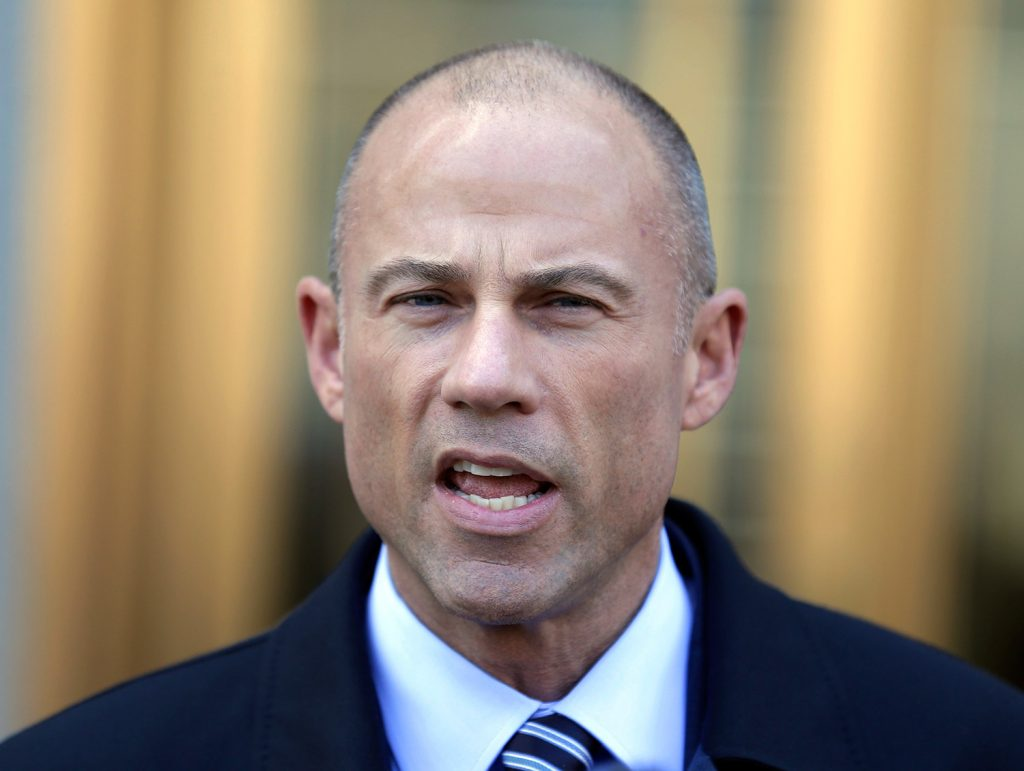Michael Avenatti, Stormy Daniels' attorney, says he has information showing that President Trump's longtime personal attorney, Michael Cohen, received $500,000 from a Russian billionaire within months of paying hush money to Daniels.