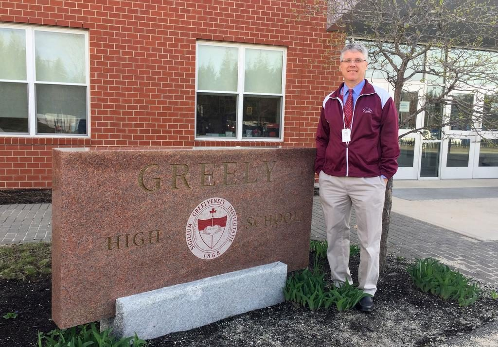 Dan McKeown's last day at Greely High School will be June 30. He started at the Cumberland school as a math teacher in 1999, and has been its principal since 2010.