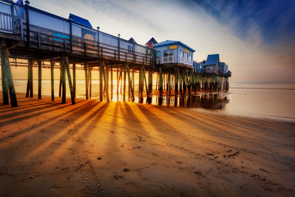 Maine Places To Love Old Orchard Beach