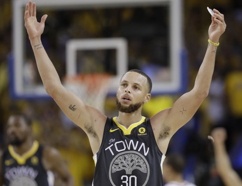bdae9f990bb Stephen Curry was there before the Golden State Warriors were even a  playoff team