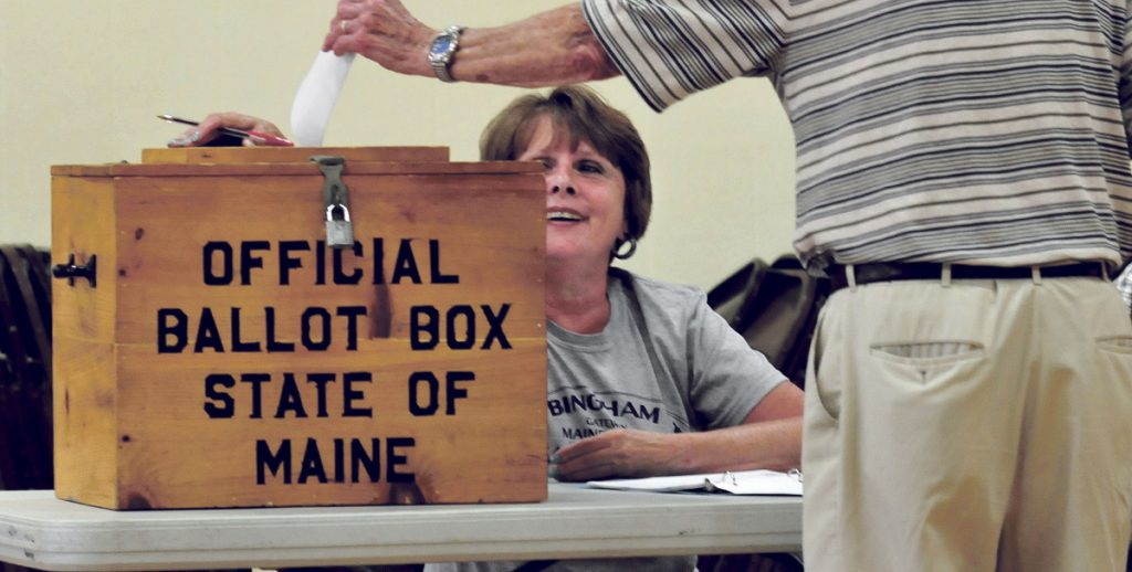 A new system for counting votes in multicandidate races does not change anything for Maine voters, who would still go behind a curtain and pick the person who they believe is the best one for the job.