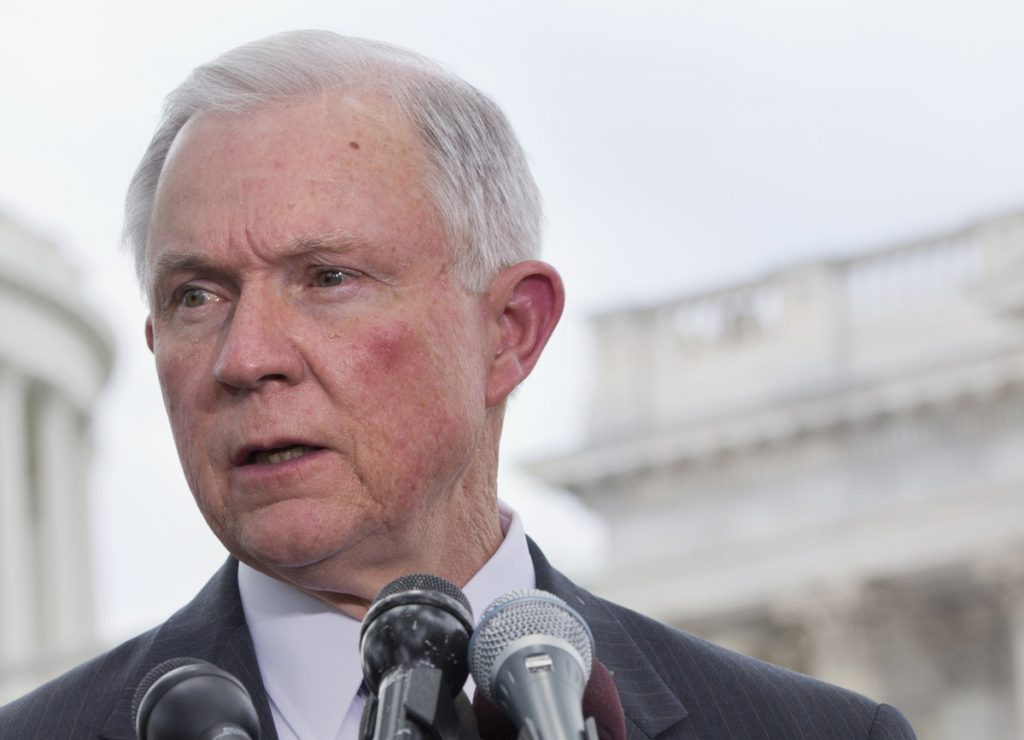 """Generally, claims by aliens pertaining to domestic violence or gang violence perpetrated by non-governmental actors will not qualify for asylum,"" Attorney General Jeff Sessions wrote."