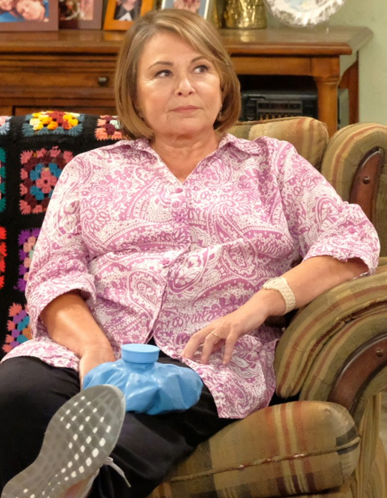 Roseanne Barr Offers Another Apology -- This Time for Calling Someone a 'Nazi'