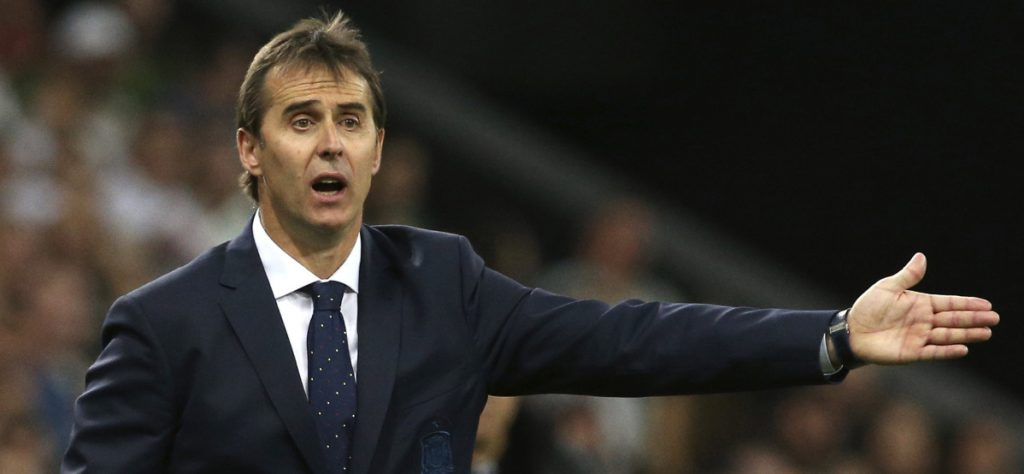 Julen Lopetegui's decision to take Real Madrid'd head coaching position cost him his job at the World Cup. The Spanish soccer federation fired Lopetegui on Wednesday.