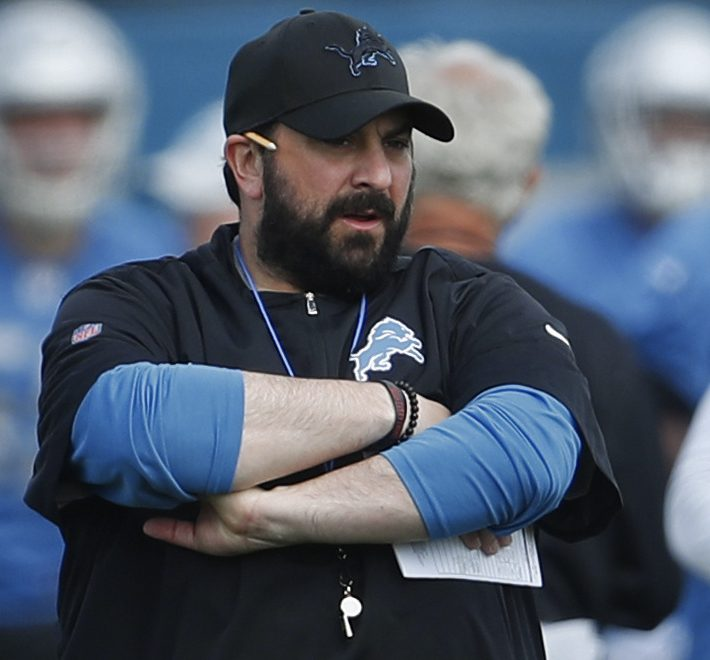 Matt Patricia, now the head coach in Detroit, is bringing a Patriots-style discipline to Detroit as the new head coach of the Lions.