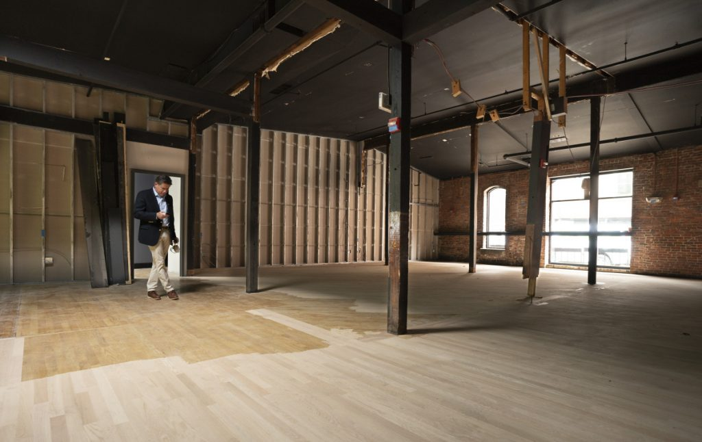 The 8 000 Square Foot E At 50 Wharf St In Portland A Challenging Venue For Many Restaurateurs Who Tried To