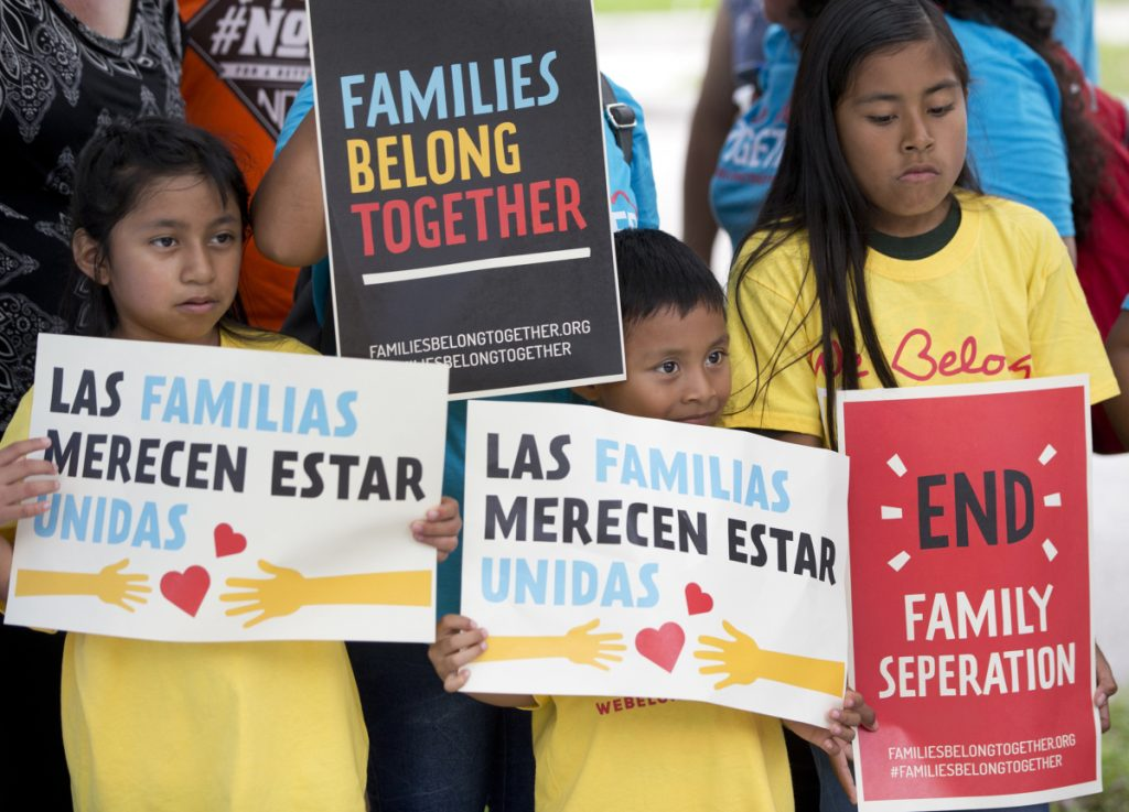 Legislation put forward by congressional Republicans treats suffering as a bargaining chip by seeking concessions on other immigration matters in exchange for the freedom of the children who are now in U.S. custody.