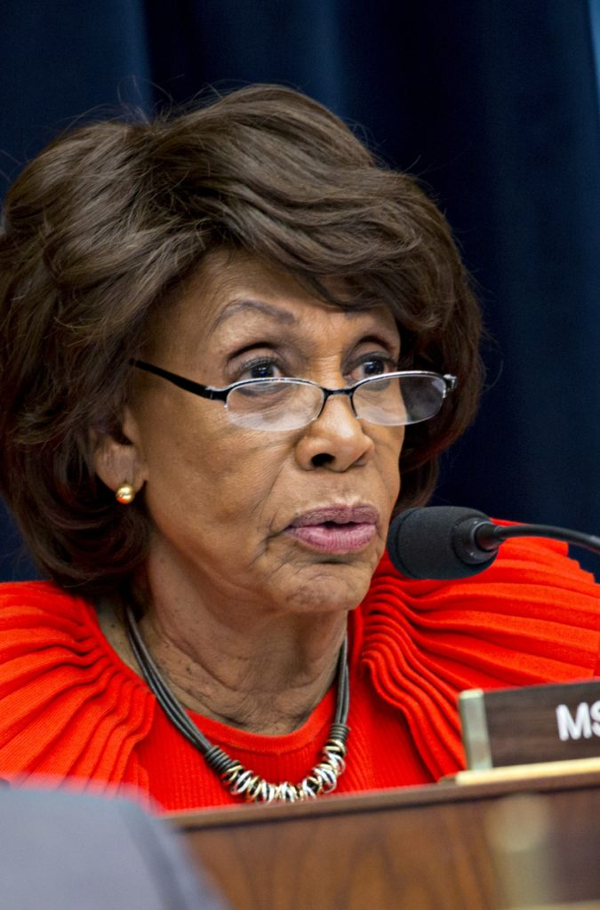 """Rep. Maxine Waters, D-Calif., says that the public should """"absolutely harass"""" President Trump's Cabinet officials."""