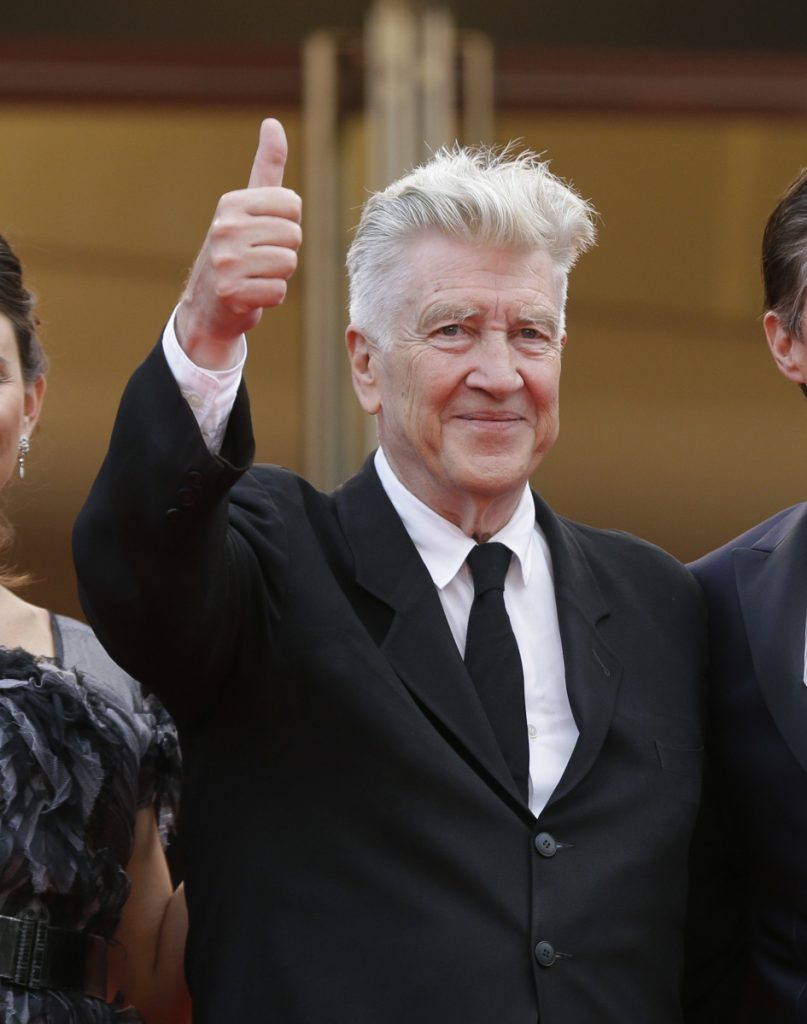 """Twin Peaks"" creator David Lynch says the U.S. president is so far doing more harm than good."