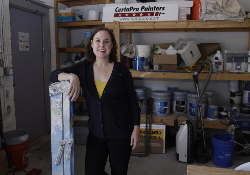 Paige NeJame, who owns a CertaPro painting franchise with her husband in Rockland, Mass., says picky customers can improve a company by pointing out weaknesses, but if they become unreasonable it's time to move on.