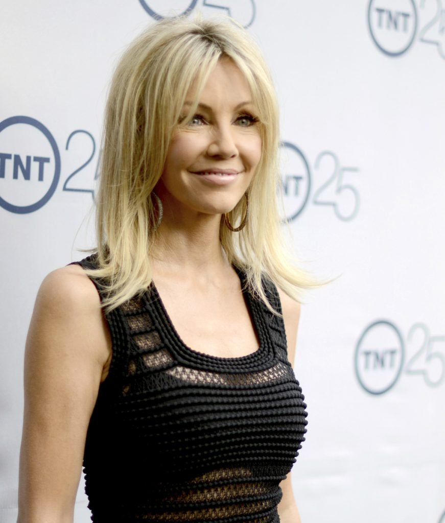 Heather Locklear posted bail, then checked in to a treatment facility, a source says.