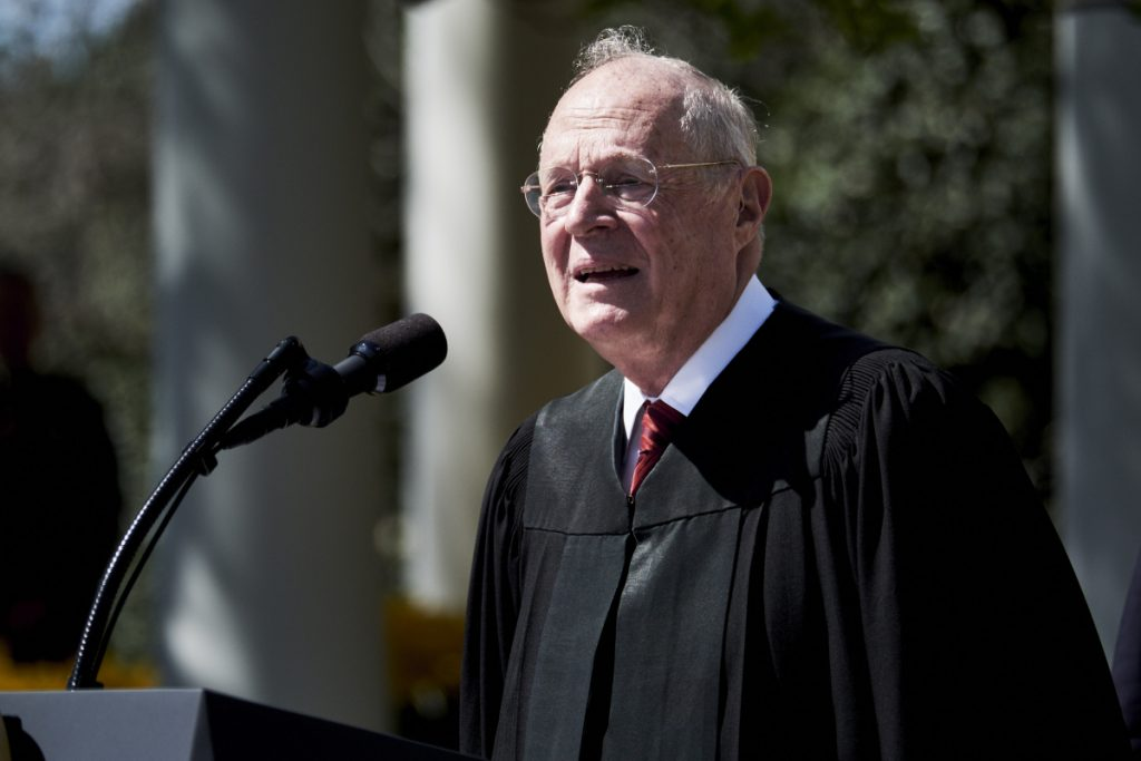 Supreme Court Justice Anthony Kennedy is stepping down from the court at the age of 81.