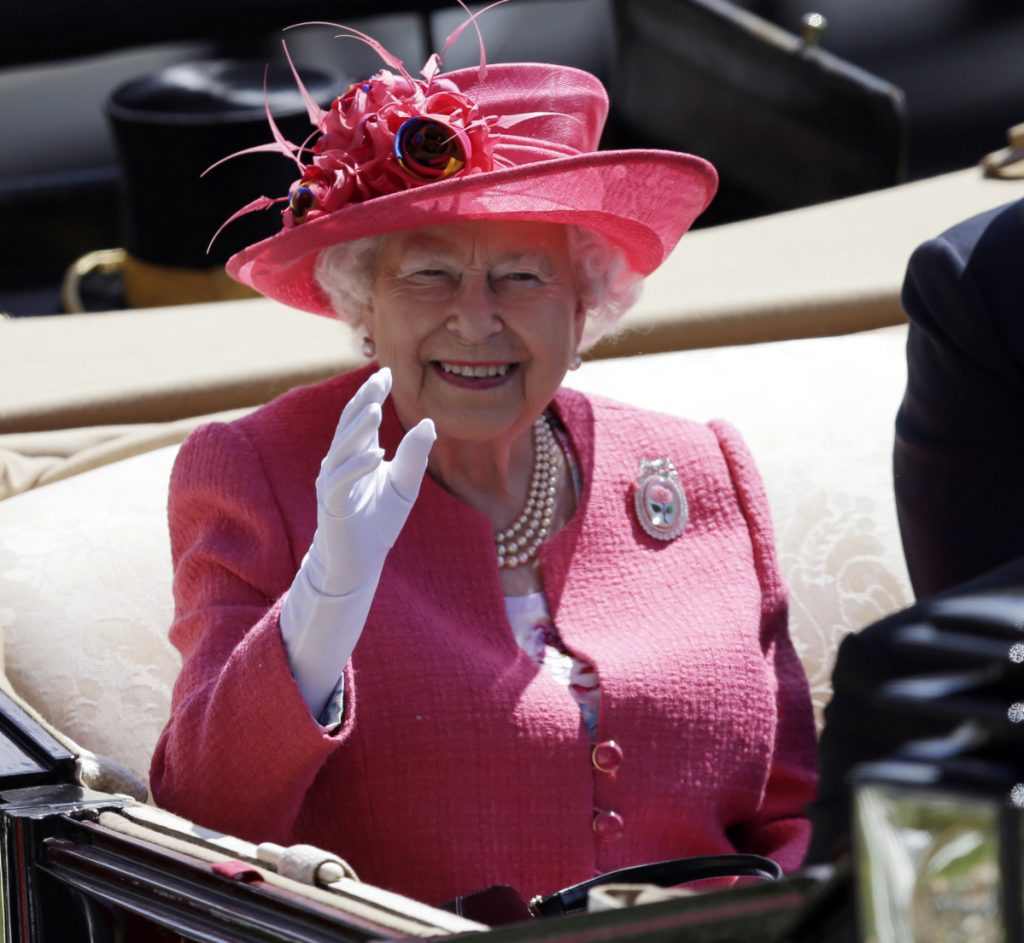 Queen Elizabeth II is costing British taxpayers a bit more this year, in part because of a program to refit Buckingham Palace.