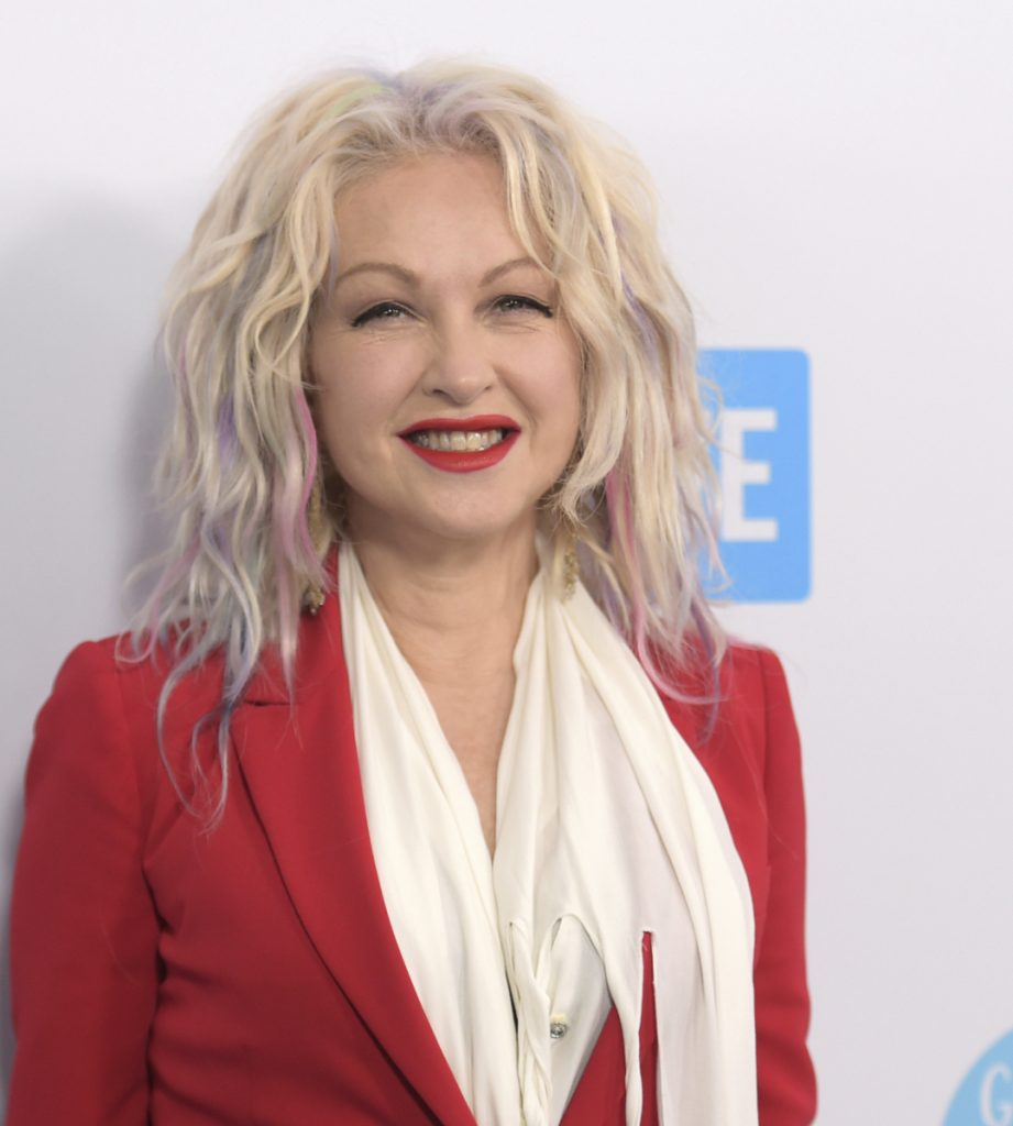 Pop star Cyndi Lauper is spearheading research into how state governments deal with youth homelessness – especially for LGBTQ youth.