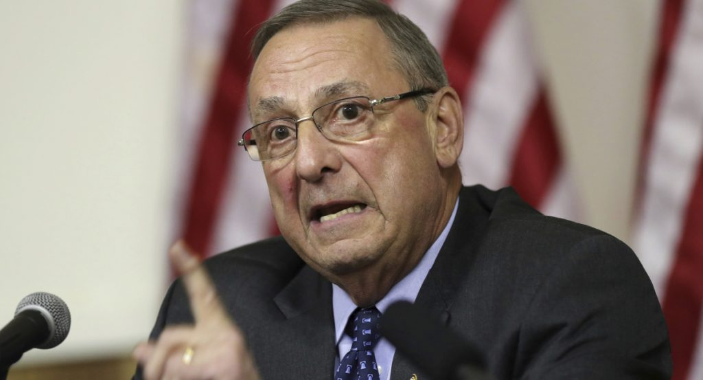 Gov. LePage says the Medicaid expansion funding bill is financially irresponsible, though it uses viable sources and he has offered no options.
