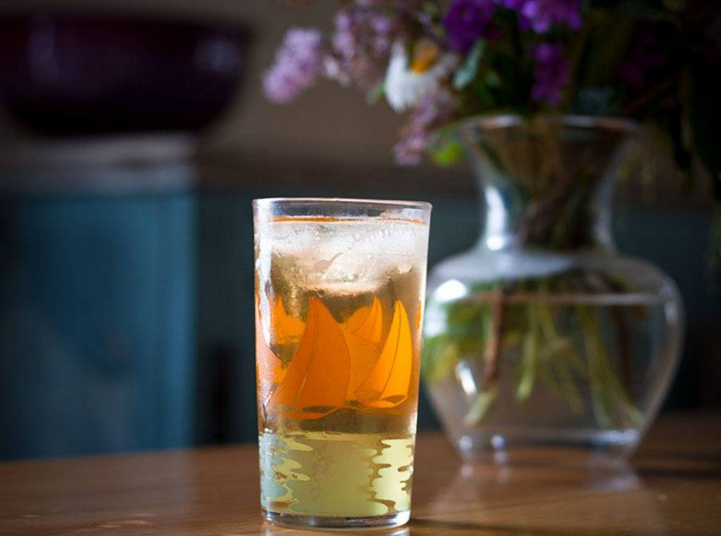Cold brews are easier, faster, and can be made the night before a gathering. To make cold-brew tea, use one ounce of tea leaves per half-gallon of finished tea.