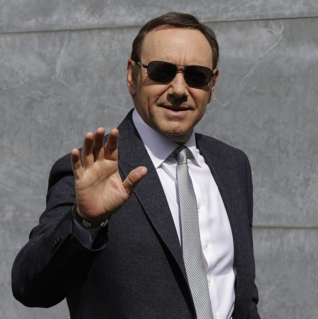 Kevin Spacey is under investigation in Britain for three more allegations than media previously disclosed.