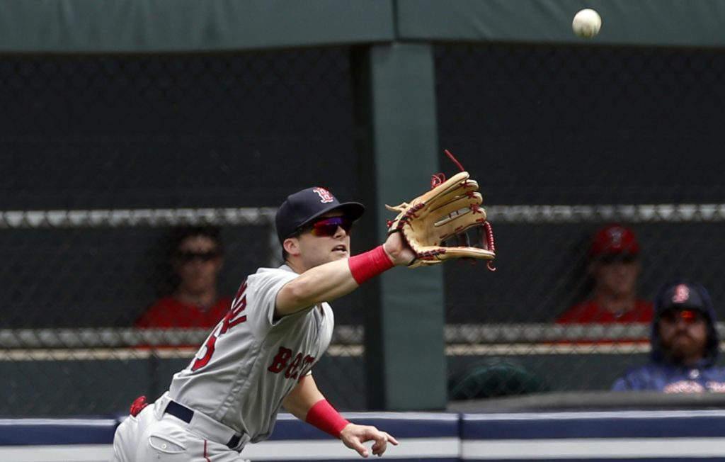 Andrew Benintendi had a special game a year ago on July 4 when he had five hits, two home runs and six RBI in an 11-4 win over the Texas Rangers. At the time, he was the youngest Red Sox player with a five-hit game.