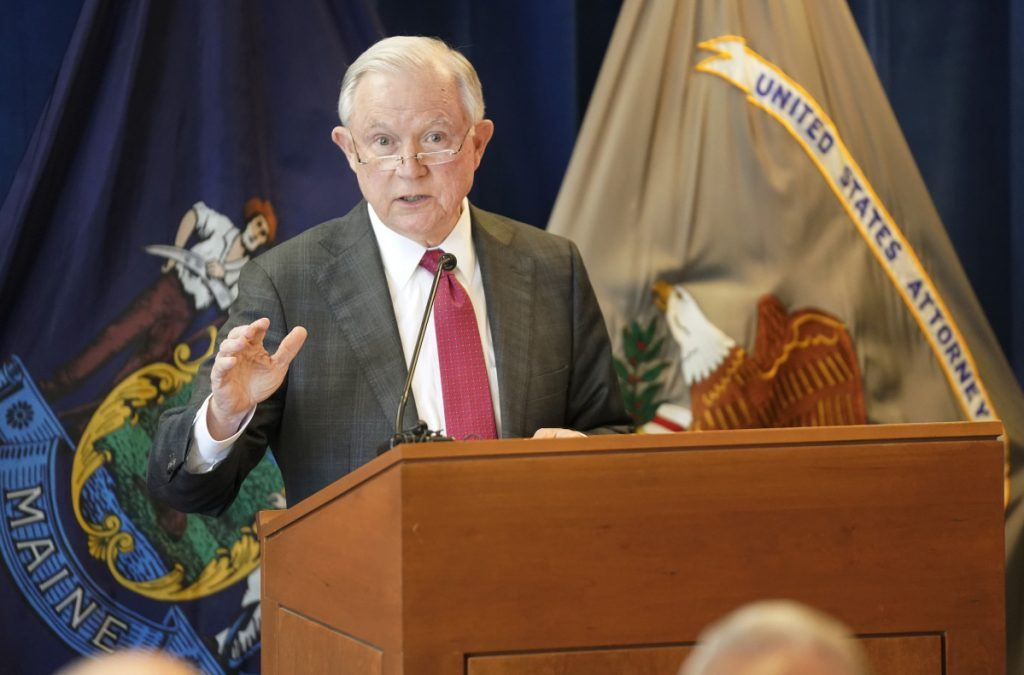 Because heroin usually contains fentanyl, Attorney General Jeff Sessions' crackdown on those found with any amount of fentanyl means that all opioid users risk going to prison.