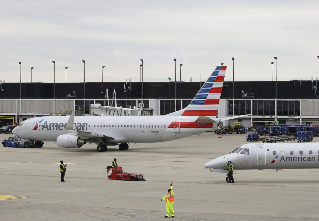 Naacp Lifts Travel Warning Against American Airlines