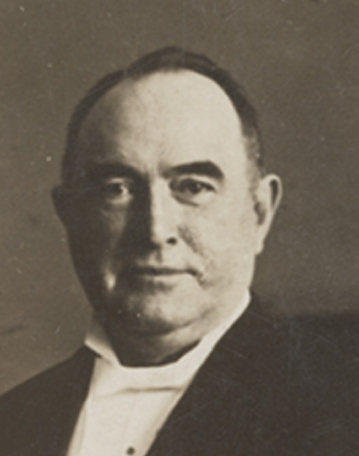Former U.S. Rep. Daniel McGillicuddy, a Democrat who served three terms more than a century ago, was from Lewiston. He died in 1936. (U.S. House of Representatives Collection)