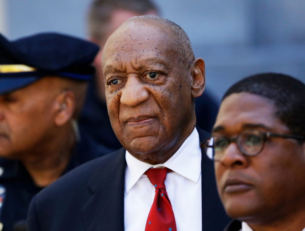 Bill Cosby's publicist compares conviction to persecution of Jesus