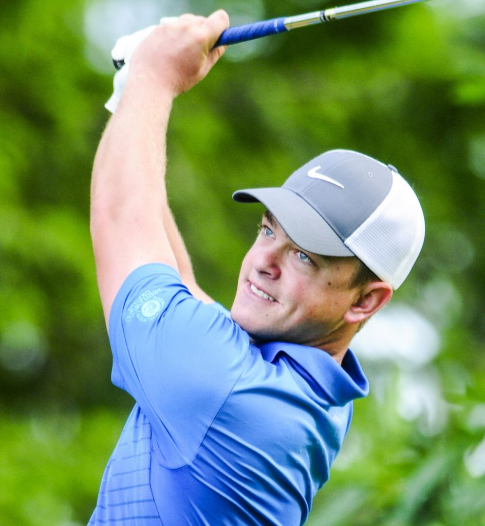 Jack Wyman, who has won the last two Maine Amateurs, was notified Thursday that he'll be a part of the U.S. Amateur field.