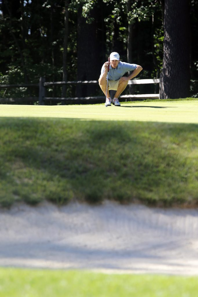 Are new england amateur golf quite good
