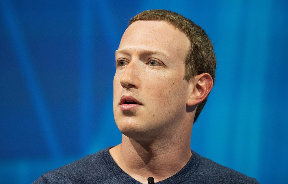 """A data-privacy advocate said Facebook's big loss of market value is """"a privacy wake-up call that the markets are delivering to Mark Zuckerberg."""""""